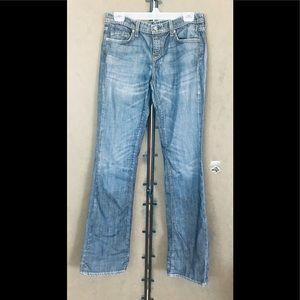 GENETIC DENIM Women's Jeans Bottom FLARE Size 29